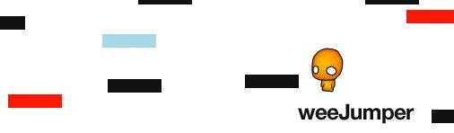 weeJumper : Javascript DoodleJump game clone